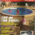 Home Mechanix magazine- Managing your home-June 1990- Get in the Swim