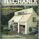 Home Mechanix magazine- Helps you Manage your house and auto better- March 1987