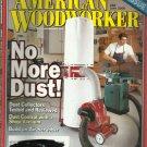 American Woodworker magazine- Dust Control- # 80- June 2000