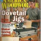 American Woodworker magazine- Dovetail JIgs- #84- December 2000