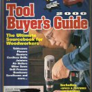American Woodworker magazine - 2000 Tool Buyer's Guide