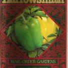 Harrowsmith magazine- Sowing magic- #7- Jan./ Feb. 1987