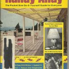 Handy Andy- the Pocket size do it yourself guide for everyone- July 1977