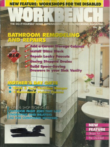 Workbench Magazine The Do It Yourself Home Improvement