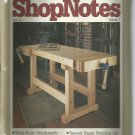 ShopNotes Issue 7- Jan. 1993- Sanding a Surface Flat