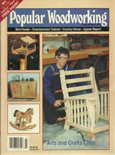 Popular Woodworking Magazine Issue 65 March 1992