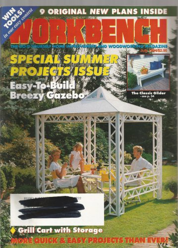 Workbench Magazine The Do It Yourself Home Improvment