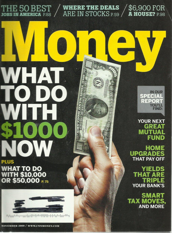Money Magazine- November 2009- Home Upgrades that pay off