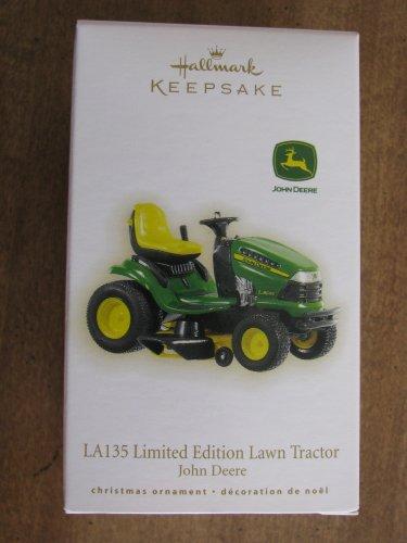New 2009 LA135 Limited Edition Lawn Tractor John Deere Hallmark Keepsake Christmas Ornament