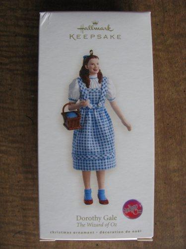 New Dorothy Game Wizard of Oz Hallmark Keepsake Ornament