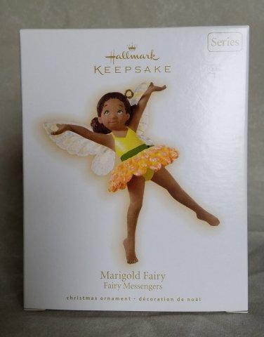 Hallmark Keepsake Marigold Fairy Ornament 2009