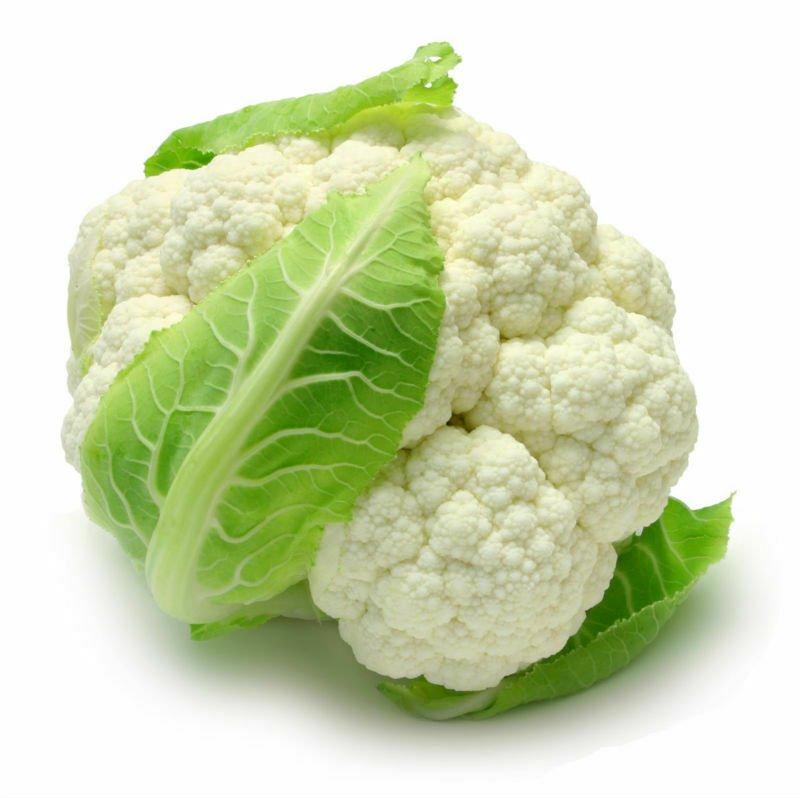 Cauliflower SNOW BALL EARLY 50 heirloom Seeds