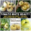 TOMATO White Beauty 15 Seeds