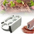 Kitchen Poultry Meat Hammer Pounder Knuckle Grilled Steak Beef Meat Tenderizers-