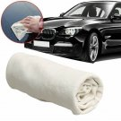 Natural-Shammy Chamois Leather Car Cleaning Towel Drying Washing Cloth:25x40cm