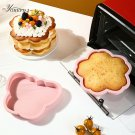Cartoon Cake Mold Kitchen Heat Resistance Non-Stick Silicone Mould Baking Tool
