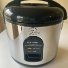 WOLDGANG PUCK BISTRO COLLECTION RICE COOKER 5 CUP