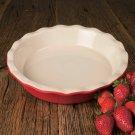 """Artisan Series Bakeware MATISSE 11.5"""" Pie Dish"""