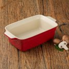 """Artisan Series Bakeware Raphael 11.5"""" Loaf Dish for Cooking and Baking"""
