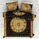 Indian Mandala Bedding Bohemian Quilt Duvet Cover Set Queen/Twin Comforter Set