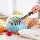 New Wonderful Cutter Bowl.Easy Salad Maker Vegetable Chopper Kitchen( Hot sales)