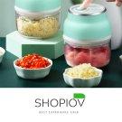 Original Electric Garlic Food Vegetable Chopper Kitchen Gadget