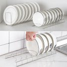 Kitchen Sink Dish Drainer Stainless Steel Cutlery Plate Cup Storage Holder Rack