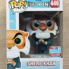 Funko Pop Disney Talespin Shere Khan NYCC (Box Damage) + Free Protector