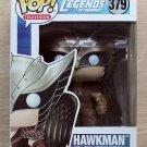 Funko Pop DC's Legends Of Tomorrow Hawkman + Free Protector