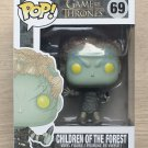 Funko Pop Game Of Thrones Children Of The Forest + Free Protector