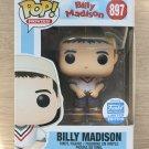 Funko Pop Billy Madison (Box Wear) + Free Protector