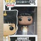 Funko Pop The Mummy Ahmanet + Free Protector