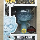 Funko Pop Game Of Thrones Night King With Dagger GITD + Free Protector