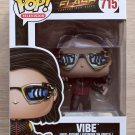 Funko Pop The Flash Vibe (Small Box Damage) + Free Protector