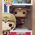 Funko Pop Wonder Woman Antiope + Free Protector