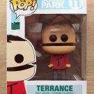 Funko Pop South Park Terrance + Protector