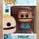 Funko Pop South Park Phillip + Protector