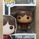 Funko Pop Game Of Thrones Tyrion Lannister + Free Protector