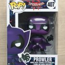 Funko Pop Marvel Spider-Man Into The Spider-Verse Prowler + Free Protector