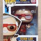 Funko Pop Marvel Thor Ragnarok Stan Lee + Free Protector