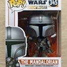 Funko Pop Star Wars The Mandalorian + Free Protector