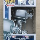 Funko Pop Icons MTV Moon Person + Free Protector
