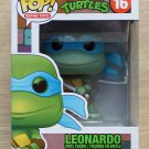 Funko Pop Retro Toys Teenage Mutant Ninja Turtles Leonardo + Free Protector