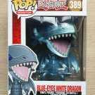 Funko Pop Yu-Gi-Oh! Blue-Eyes White Dragon (Box Damage) + Free Protector