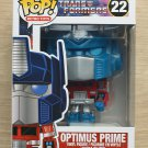 Funko Pop Retro Toys Transformers Optimus Prime + Free Protector