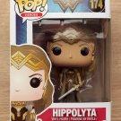 Funko Pop Wonder Woman Hippolyta + Free Protector