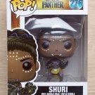 Funko Pop Marvel Black Panther Shuri + Free Protector