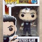 Funko Pop Marvel Black Panther Ulysses Klaue + Free Protector