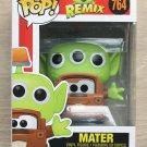Funko Pop Disney Alien Remix Mater + Free Protector