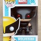 Funko Pop Marvel X-Men Wolverine X-Force (Box Damage) + Free Protector